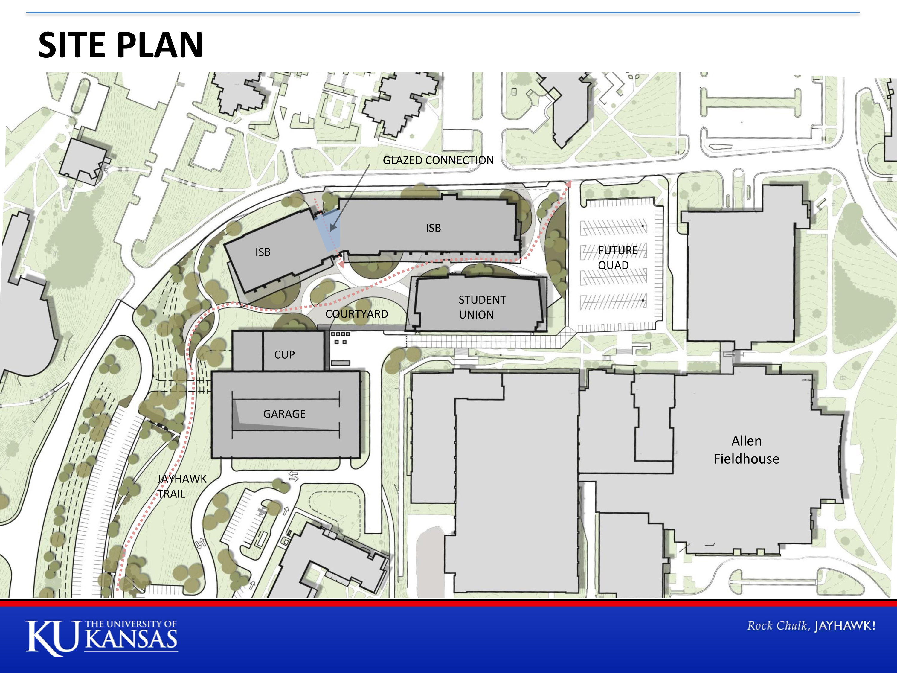 Heard on the Hill | New map pictures where new Burge Union, science on