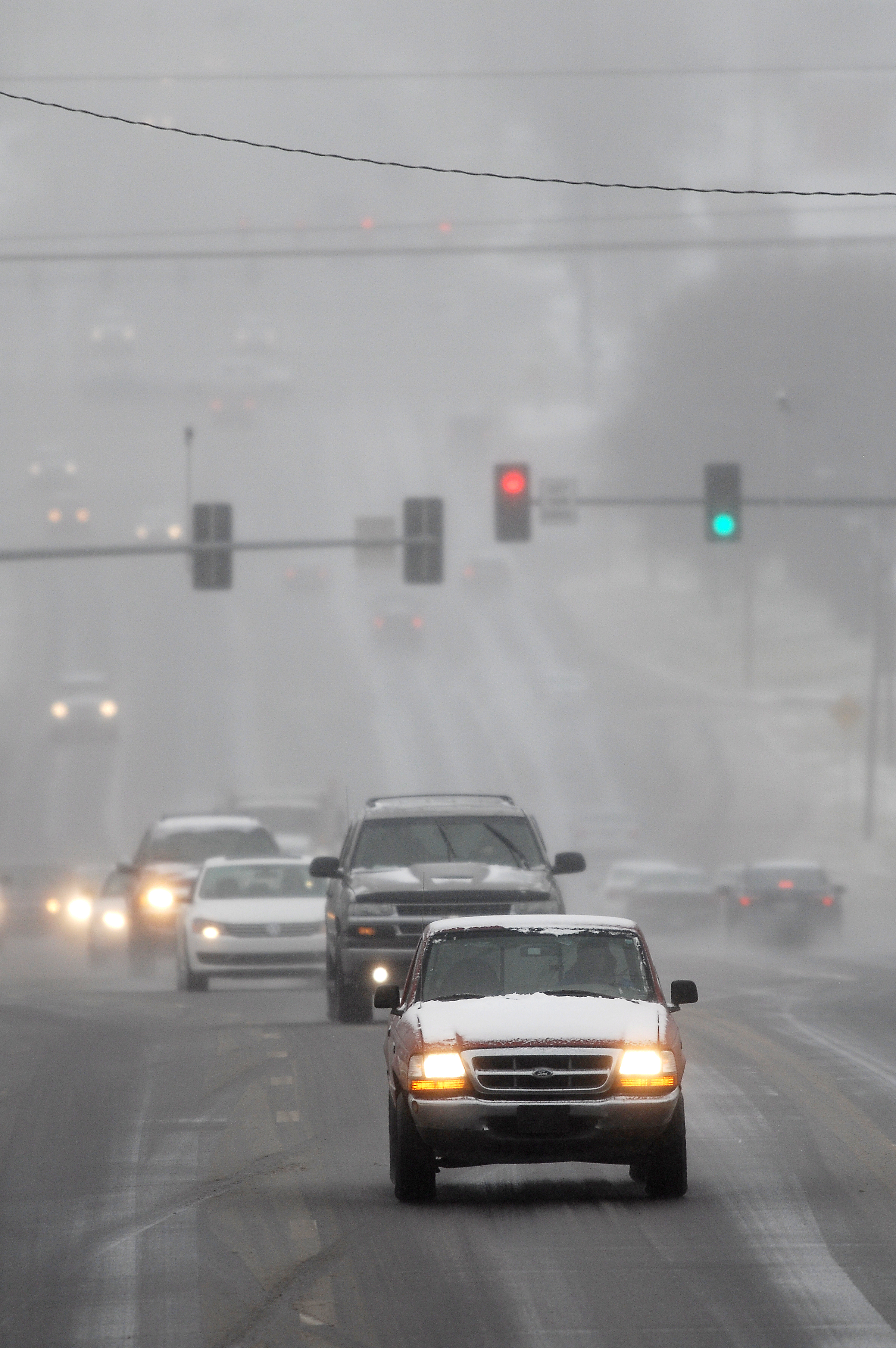 See the streets: Check out street conditions with traffic