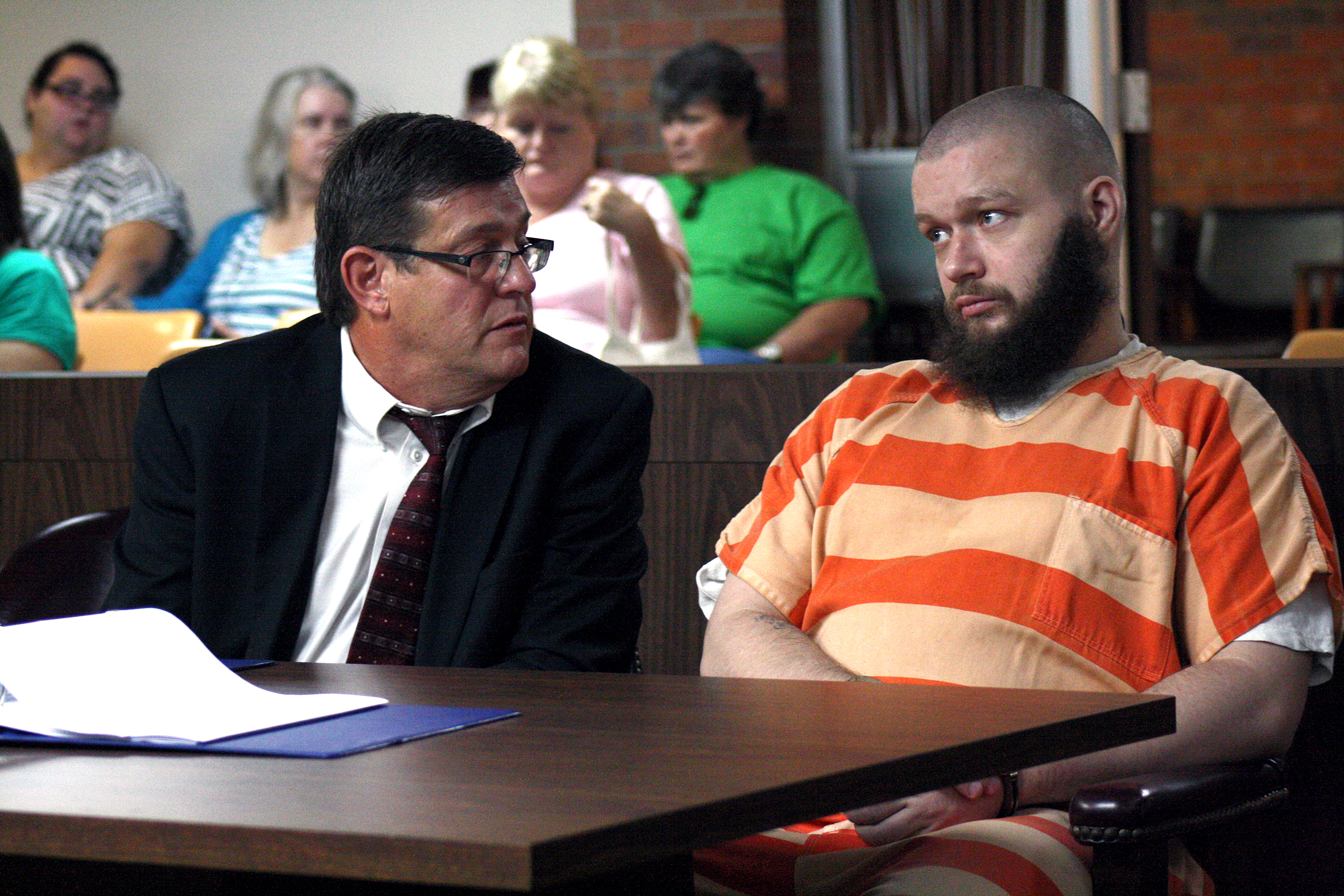 Jurors find Kyle Flack guilty of capital murder in Ottawa