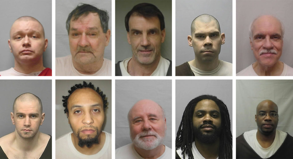 A look at the 10 Kansas inmates on death row | News, Sports