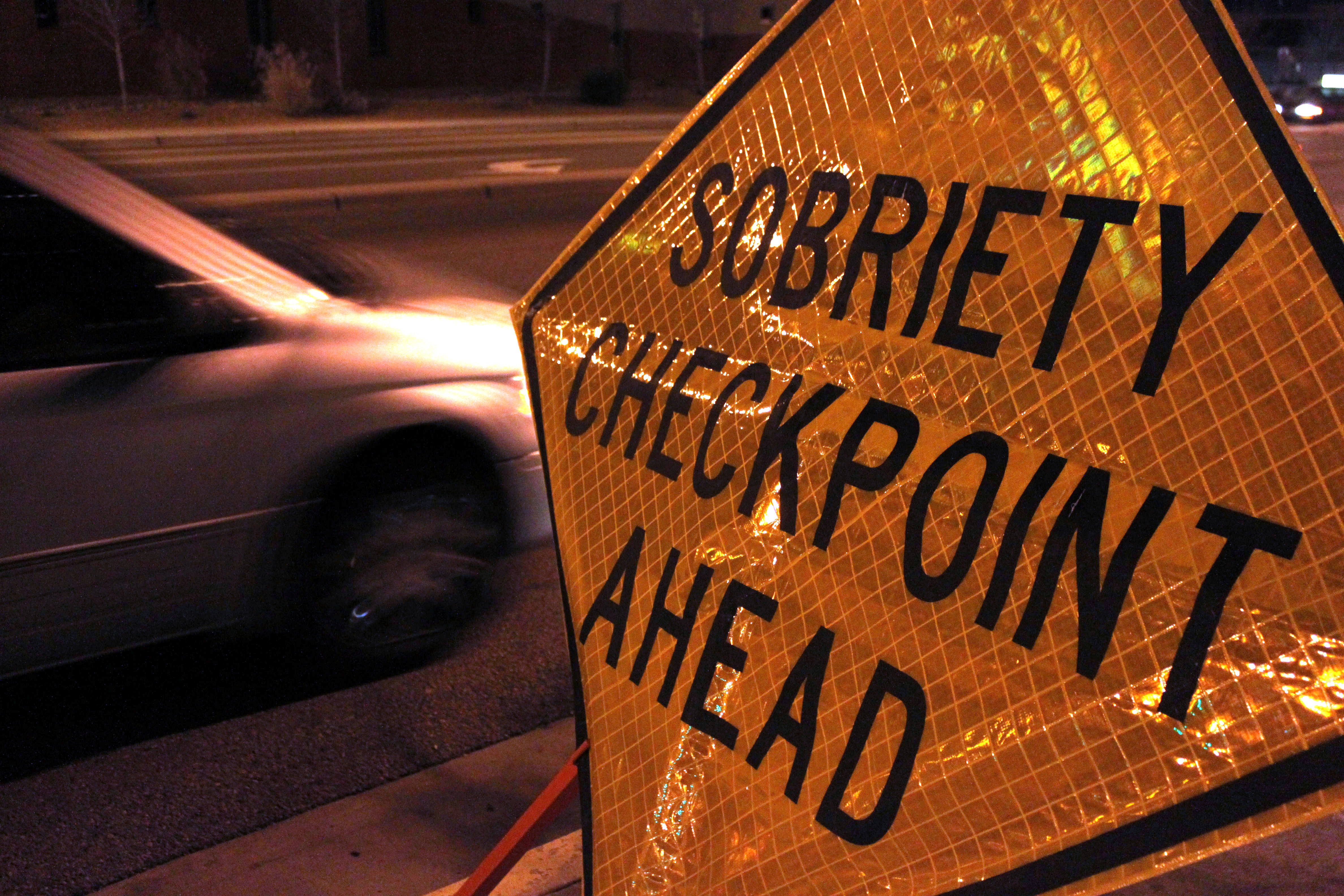 Lawrence police arrest 6 at sobriety checkpoint on KU homecoming