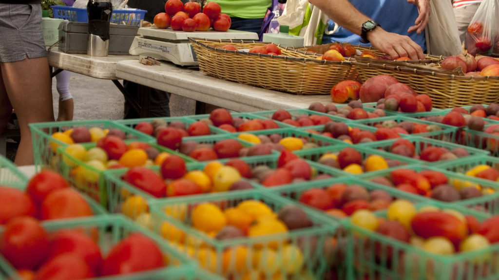 Growth potential great for Douglas County farmers markets, report