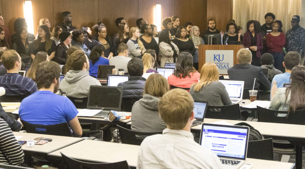 KU Student Senate votes to allow Multicultural Student
