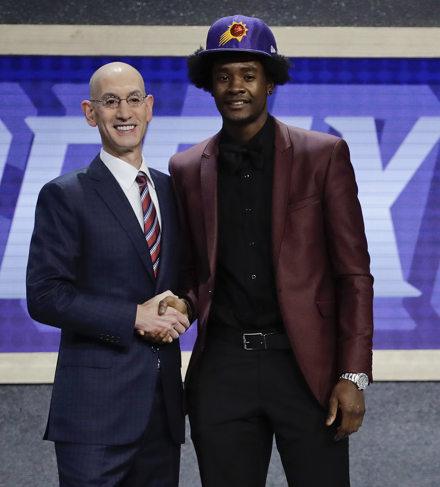 May The 4th Be With You Sacramento: Phoenix Suns Snag Driven Josh Jackson With 4th Pick In NBA