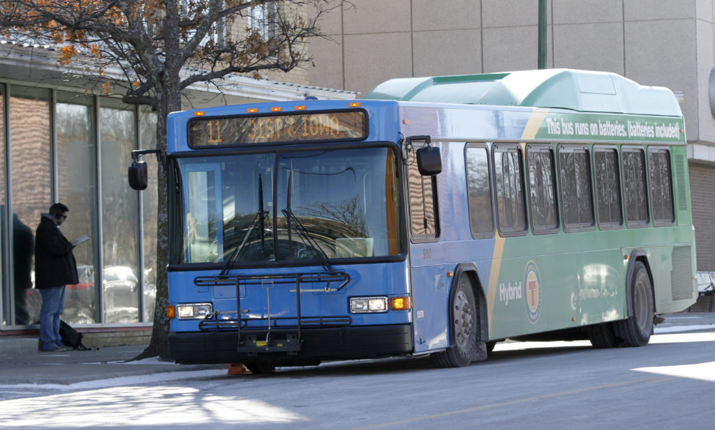 City's transit service receives state award for highest ...