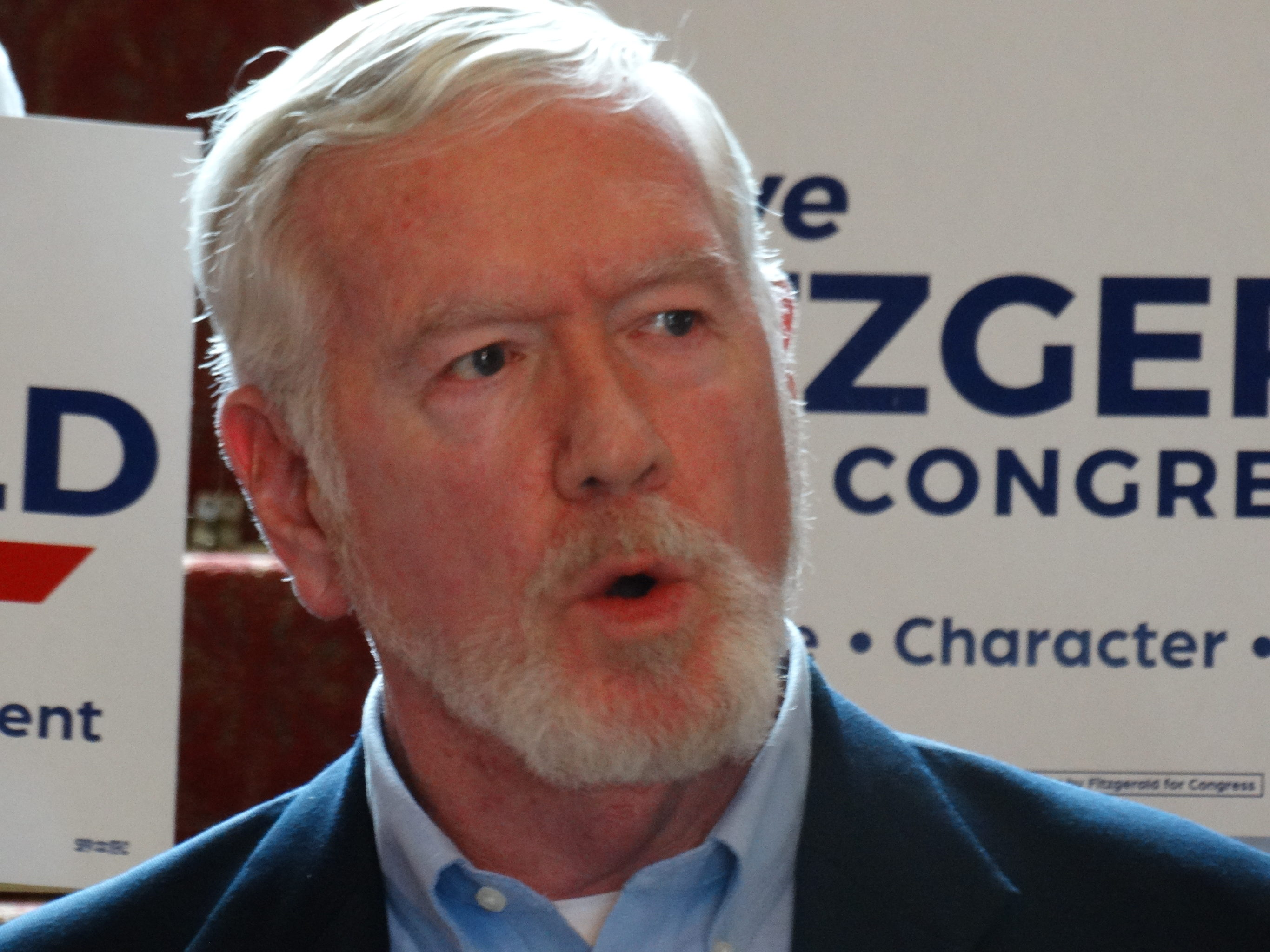 Former Congressional Candidate Steve Fitzgerald To Resign From Images, Photos, Reviews