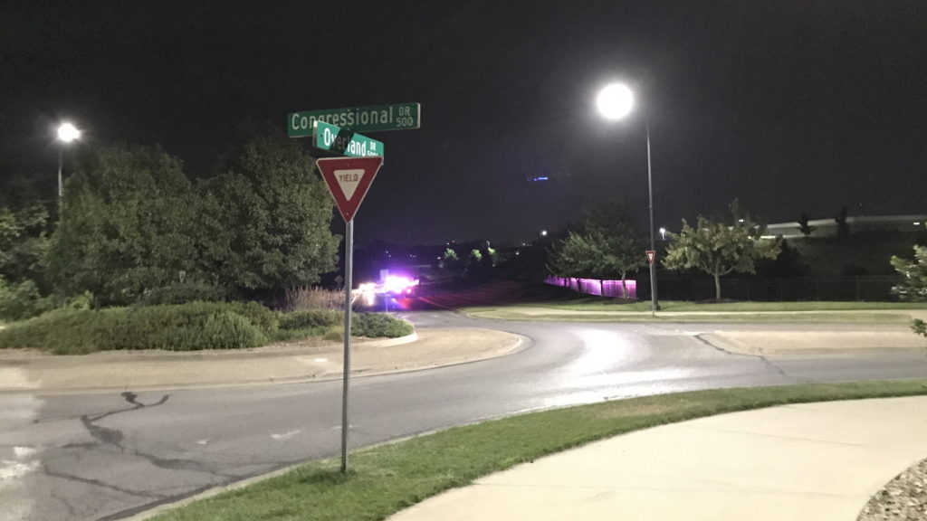 Armed carjacking in Topeka leads to chase, ends behind Lawrence