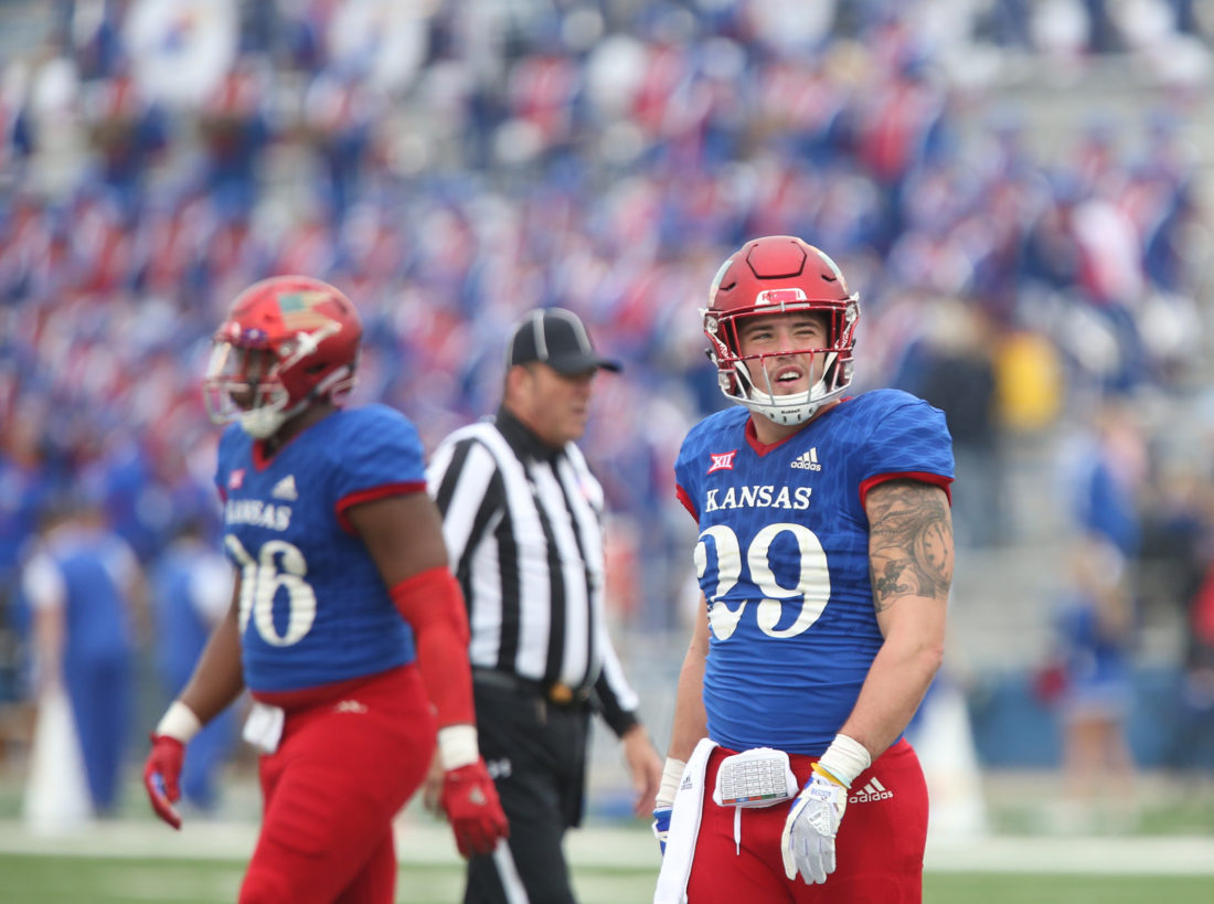 official photos 677b7 46ddc Joe Dineen eager to prove himself with Broncos as undrafted ...