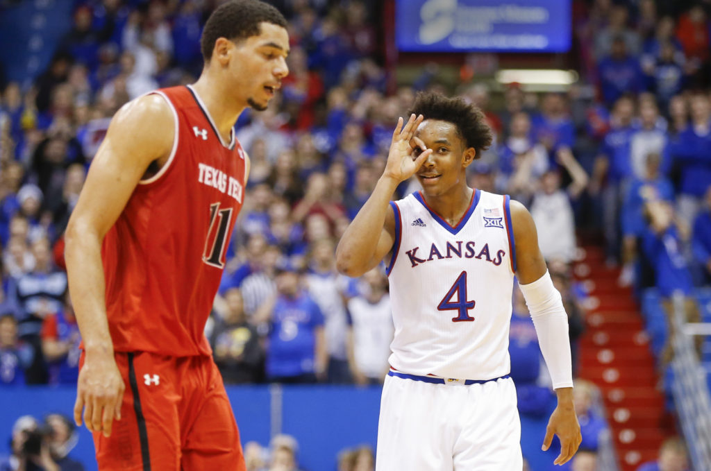 first rate abdd3 b4395 Game day Breakdown: No. 10 KU basketball vs. No. 18 Texas ...