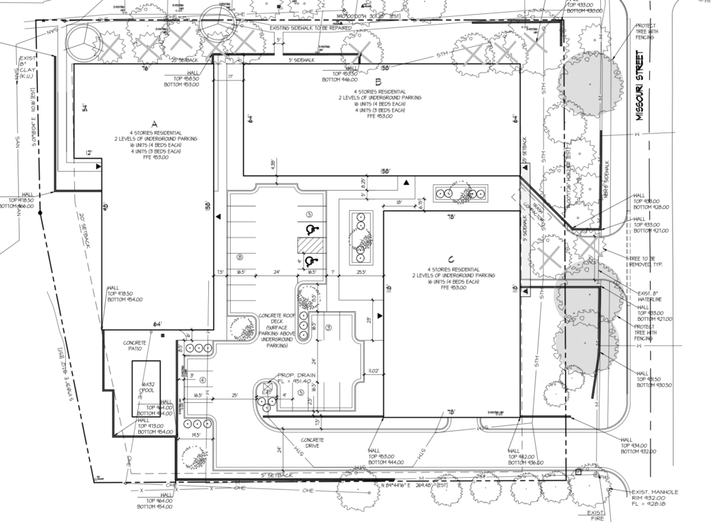 Town Talk | Plans filed for new apartment complex north of ...
