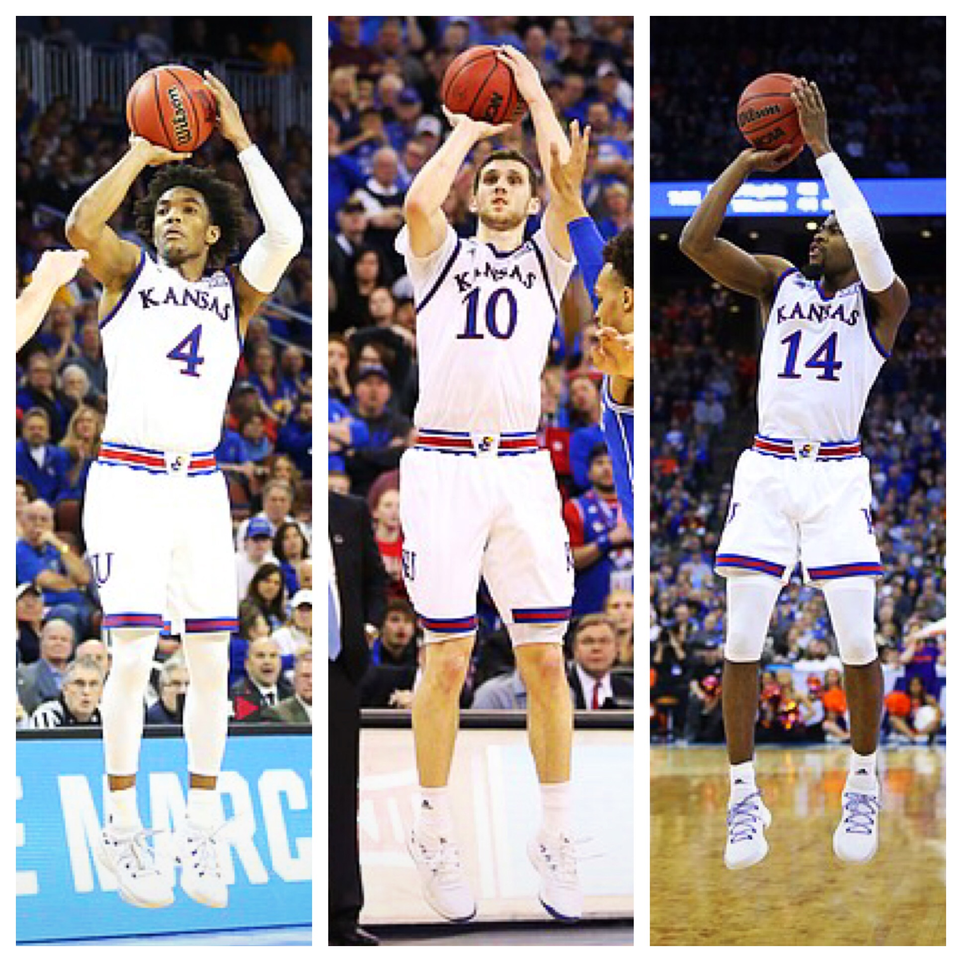 Wanted: 3-point Shooters For KU Team