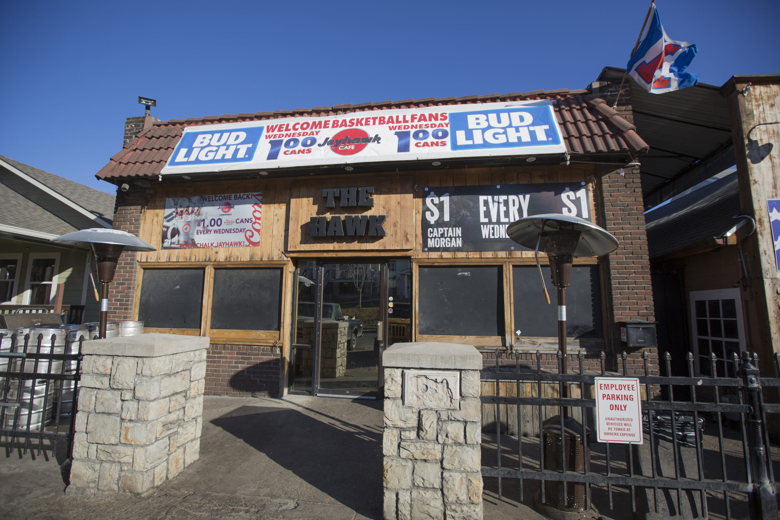 2 lawsuits slam fights, underage drinking at popular Lawrence