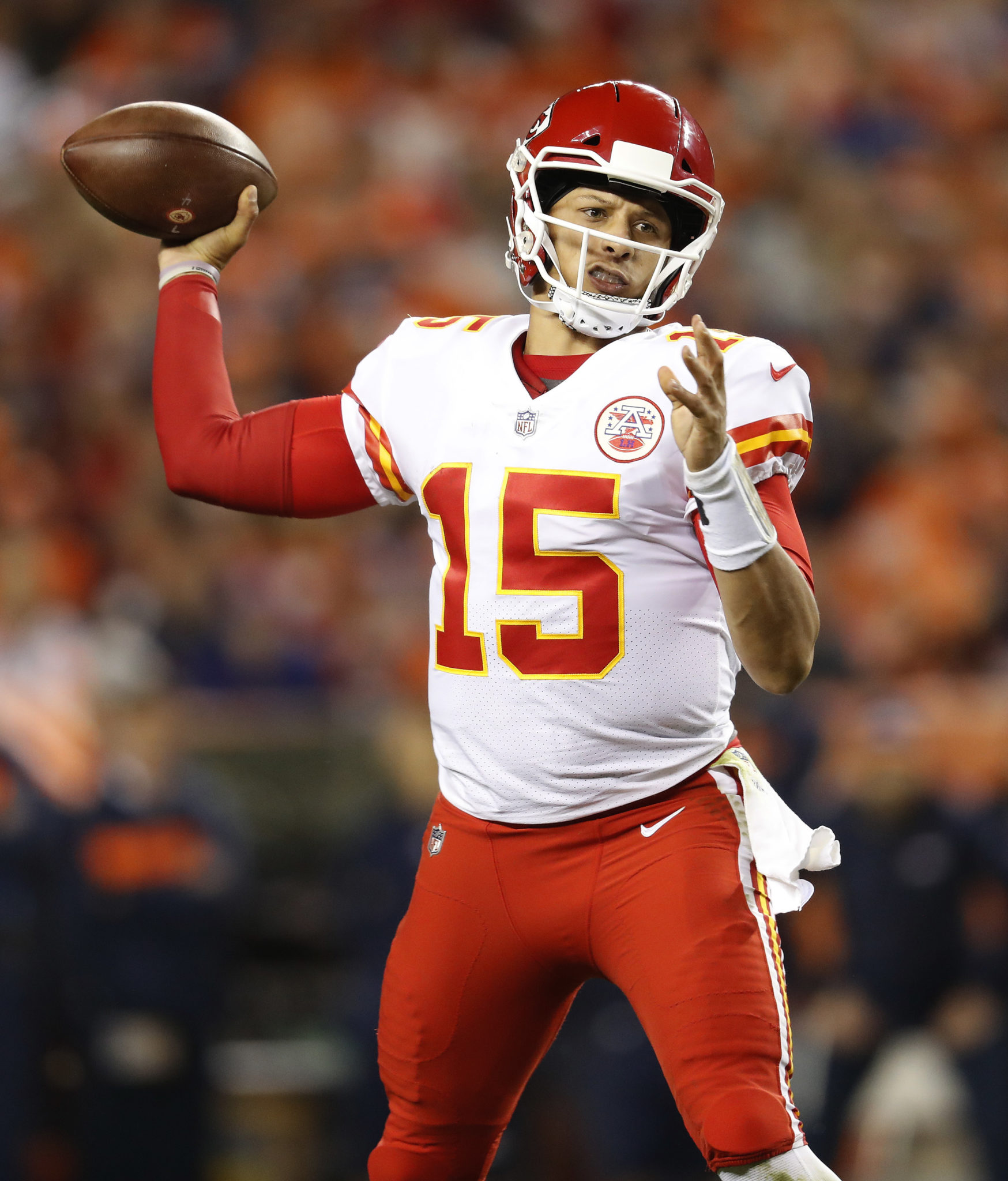 Chiefs Overcome Adversity For First Time In Win At Denver