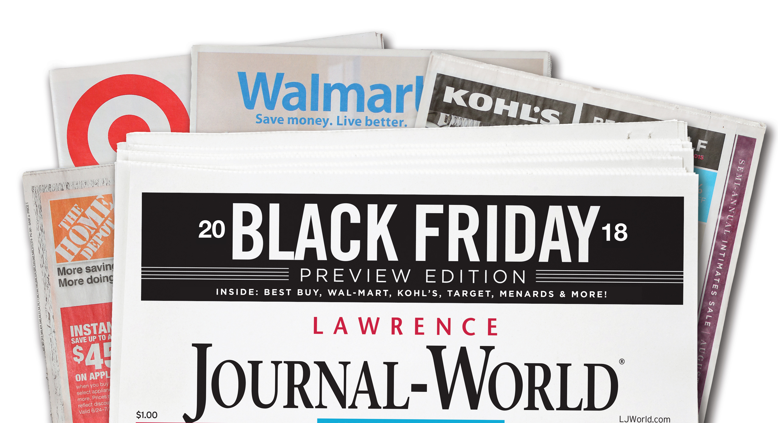 Get Sneak Peek At Black Friday Ads By Picking Up Wednesday