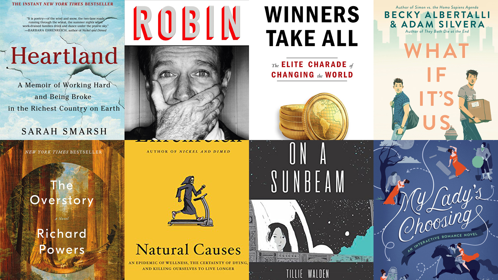 Shelf Life | Library staff's picks for the best books of