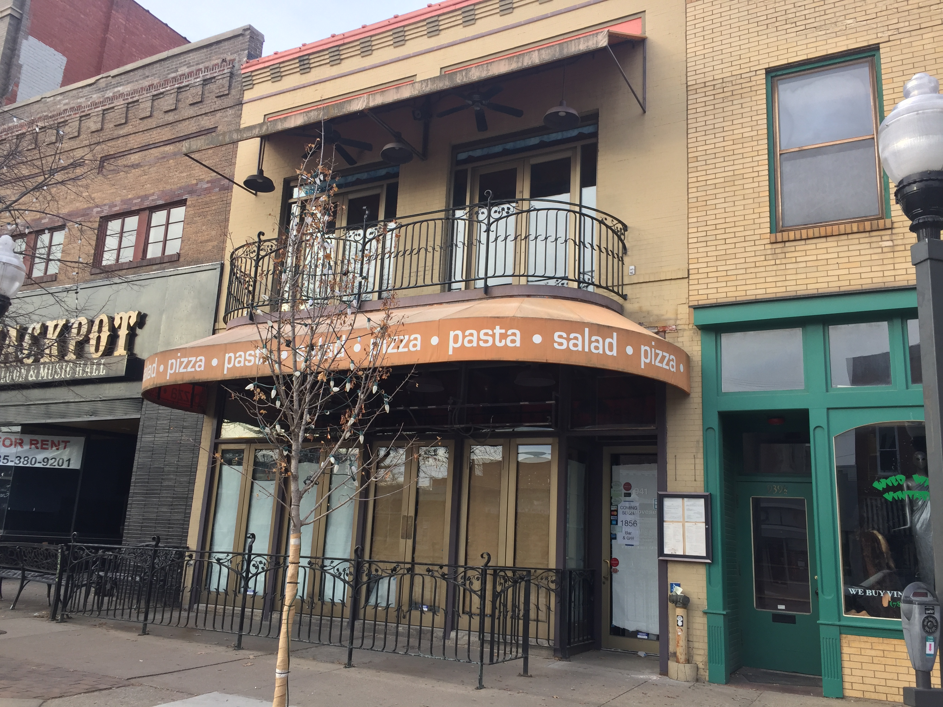 Town Talk A Pair Of Restaurant Closings And Word Of A