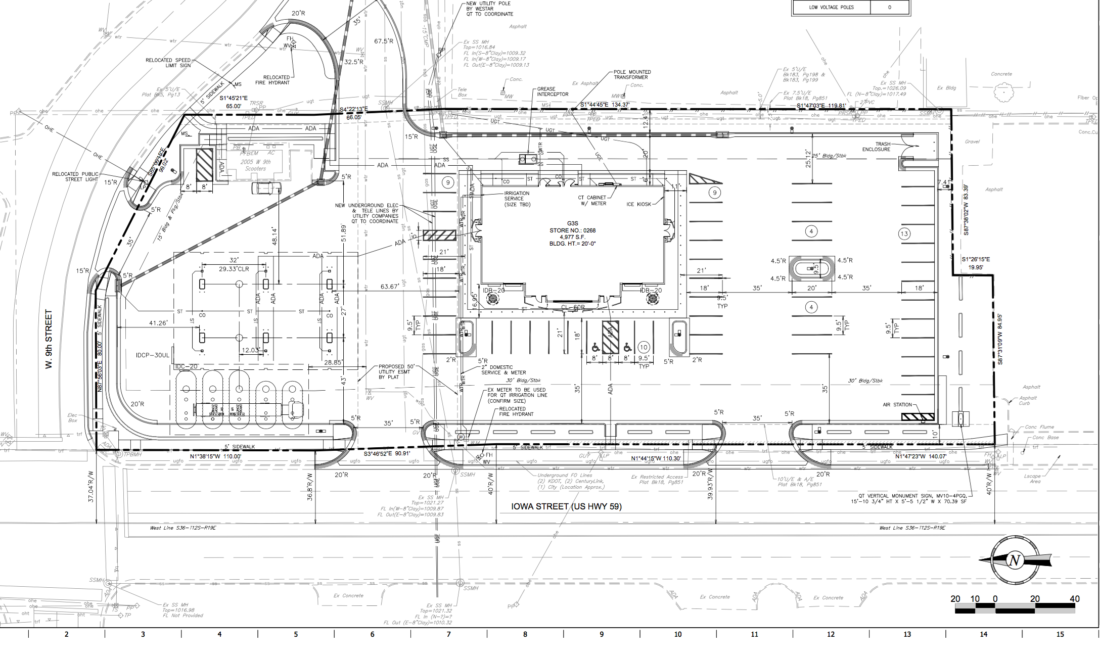 Town Talk | QuikTrip files plans to build second store in
