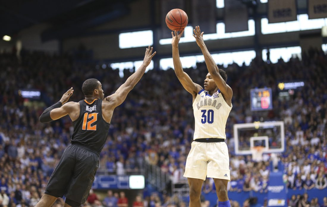 4cd241298b9 Game day breakdown: No. 12 Kansas basketball at No. 14 Texas Tech ...
