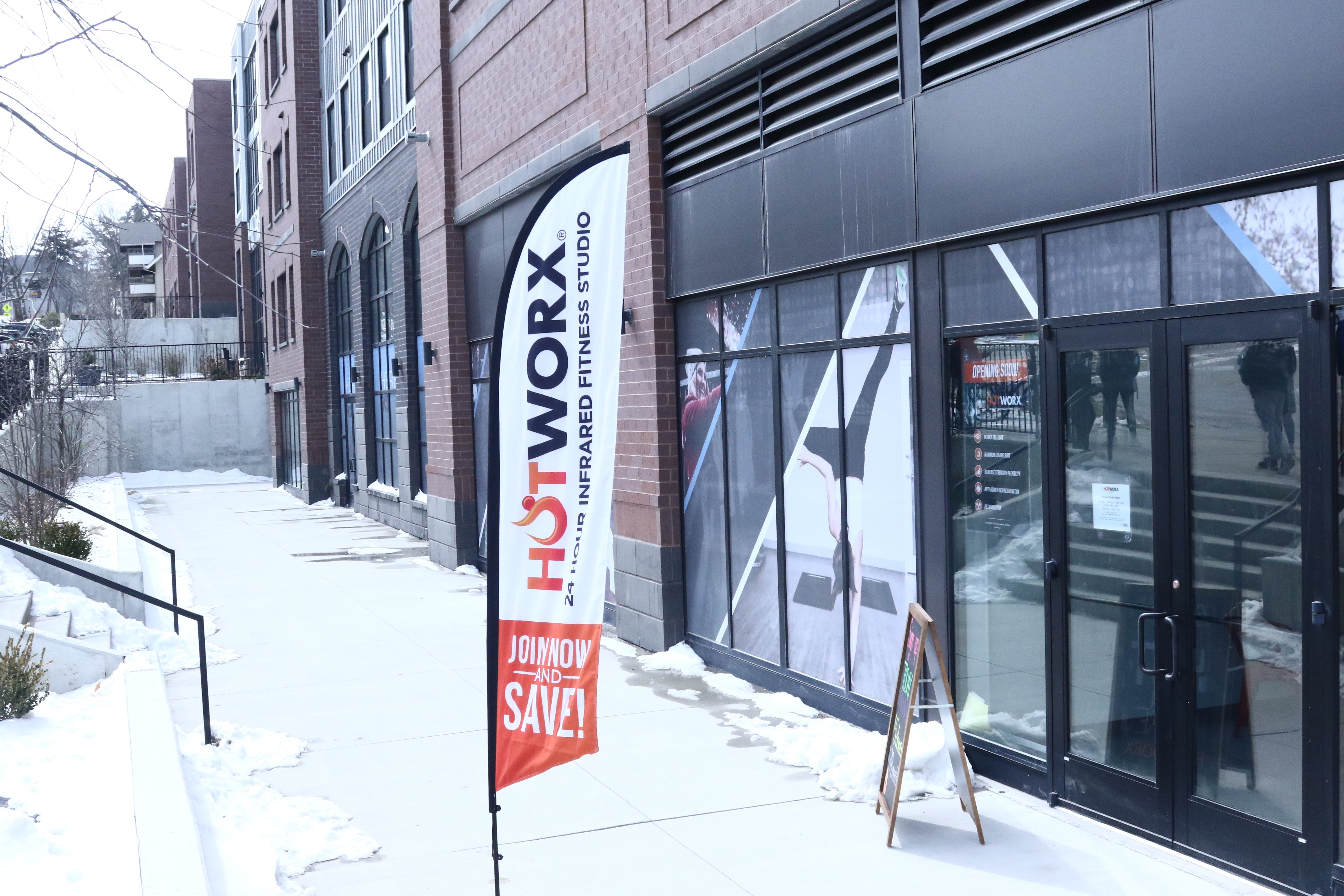 Town Talk | New Lawrence fitness center will have you doing
