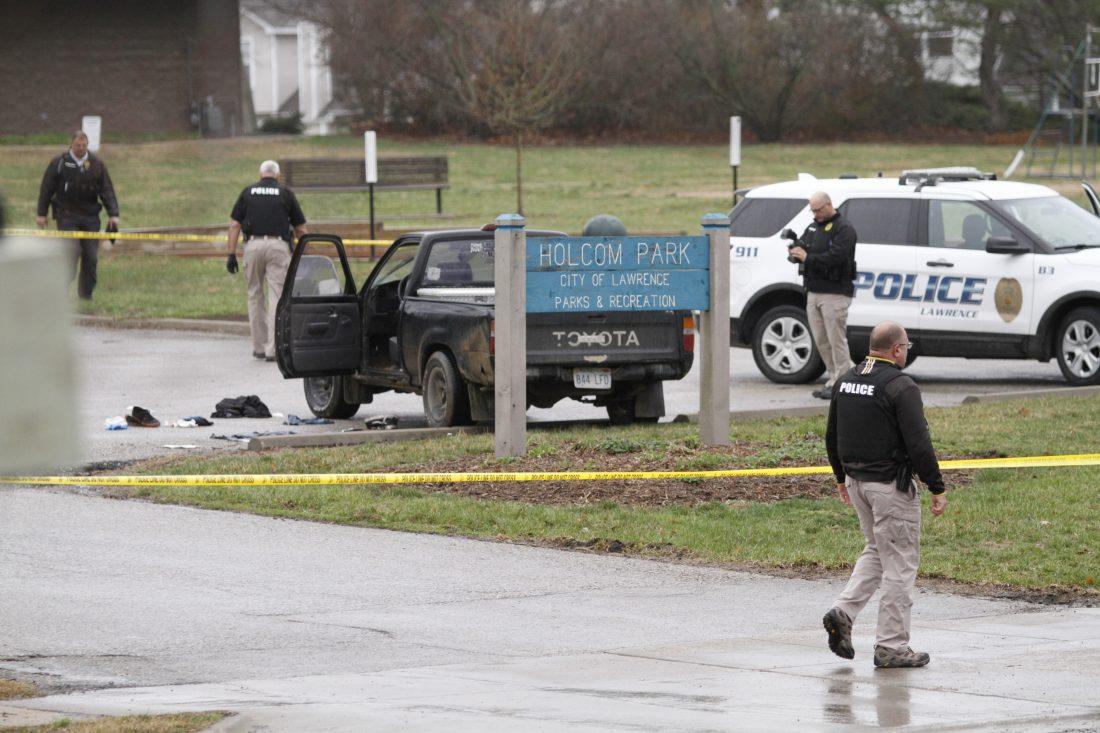12f3cbd3da After 2 Lawrence High students shot at park