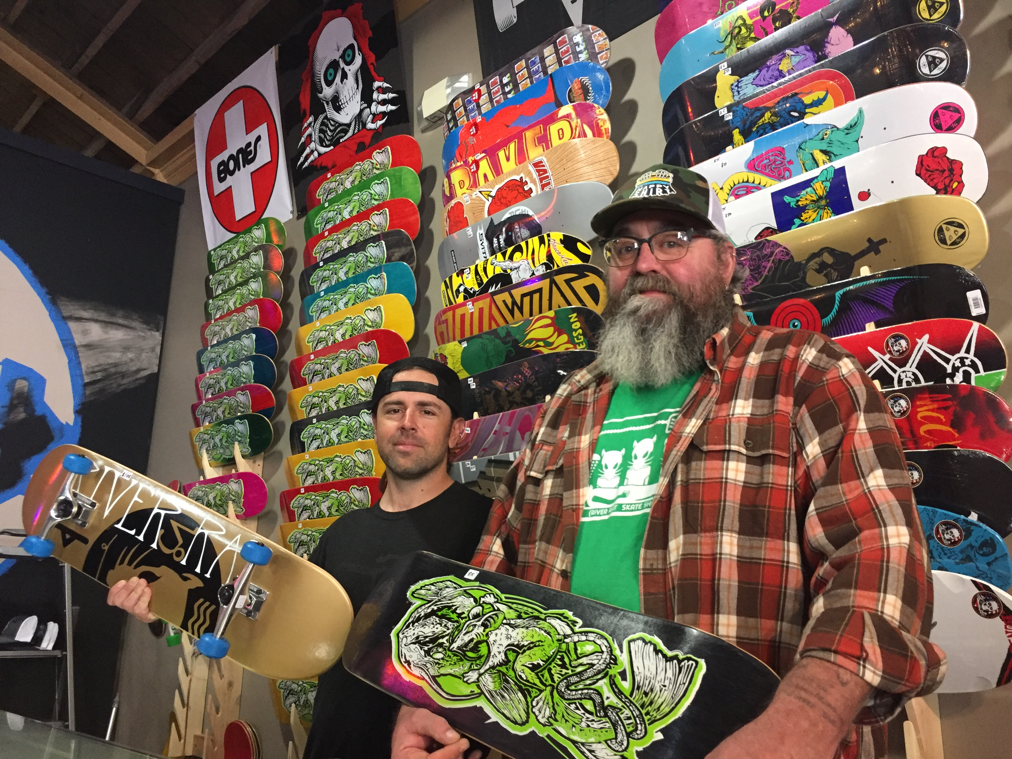 the best attitude b3faf 10e20 Town Talk | New North Lawrence skateboard shop plans to ride ...