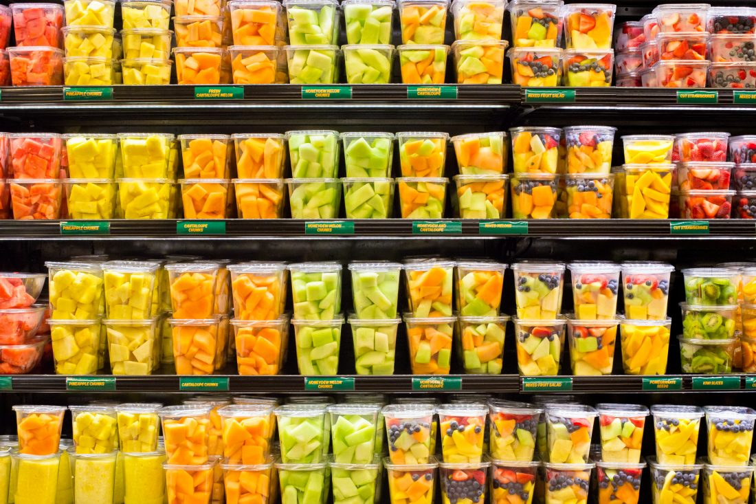 Recalled pre-cut melon sickens 93 people in salmonella outbreak