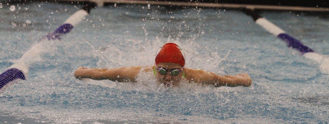 LHS girls swim claims Sunflower League title