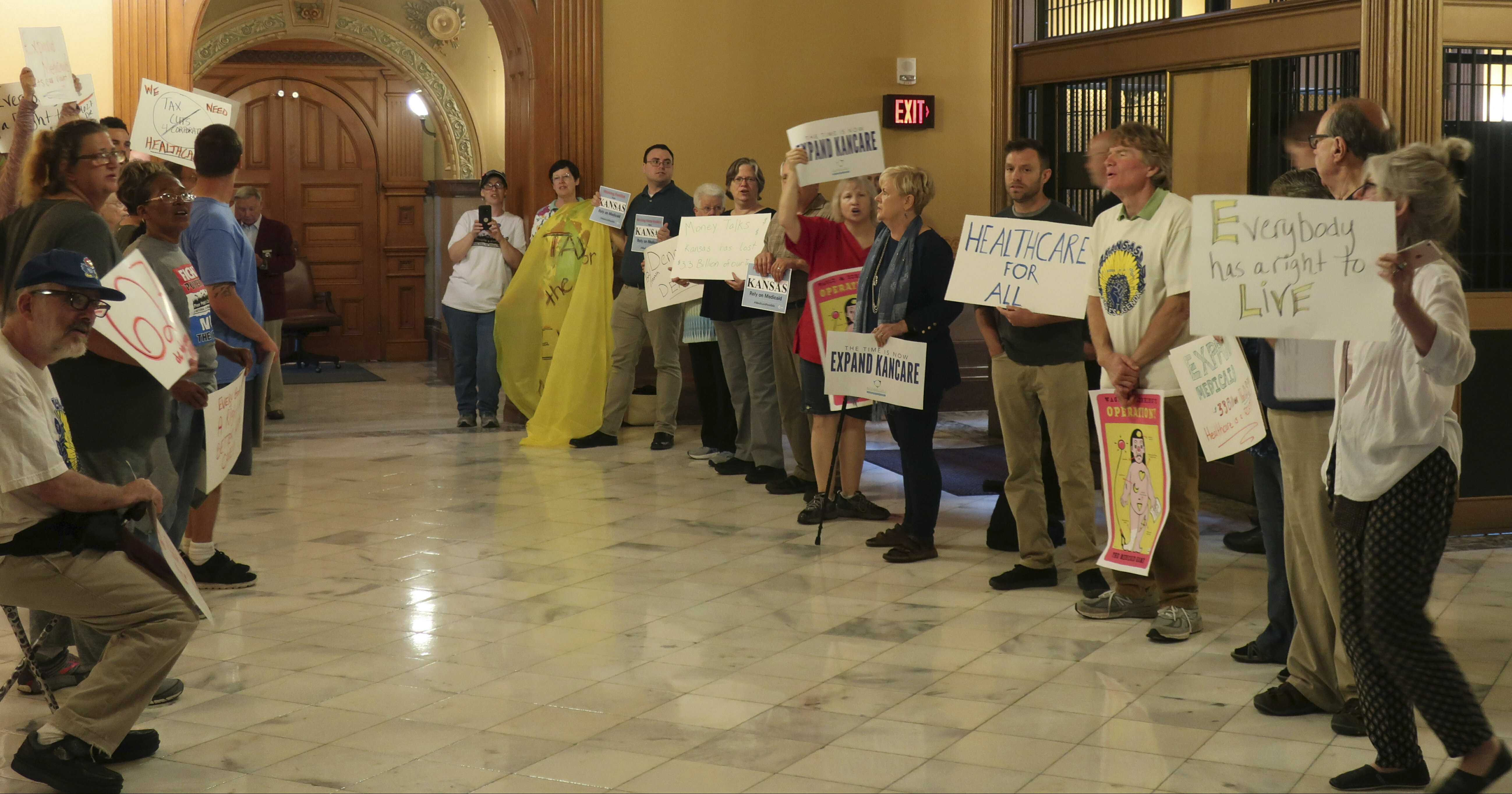 Kansas Lawmakers Settle Fiscal Issues Amid Medicaid