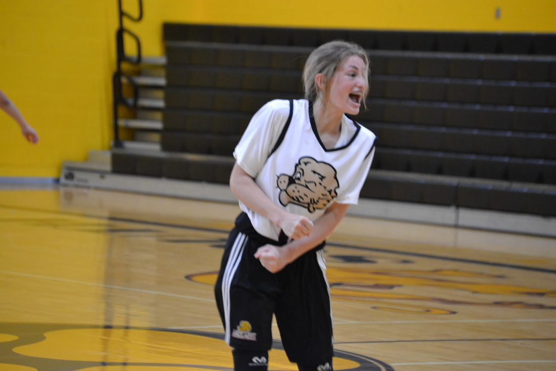 Photo gallery: LHS girls basketball competes in summer camp