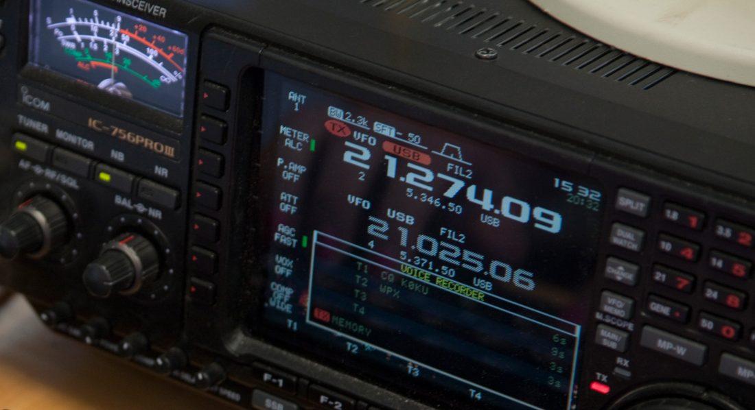 Ham radio operators to practice their emergency