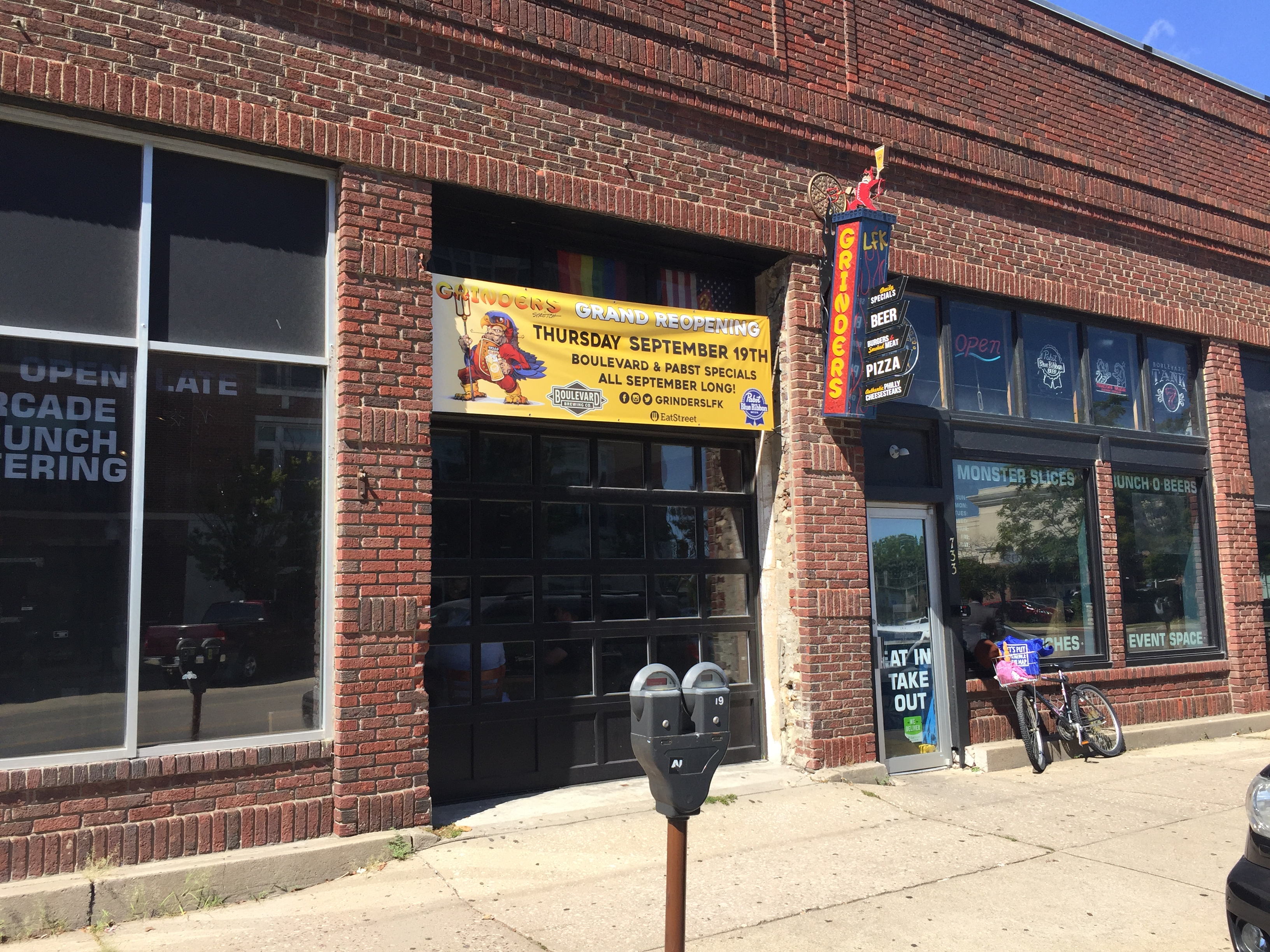 Grinders reopens in downtown with what it hopes is more of a local vibe, and local music