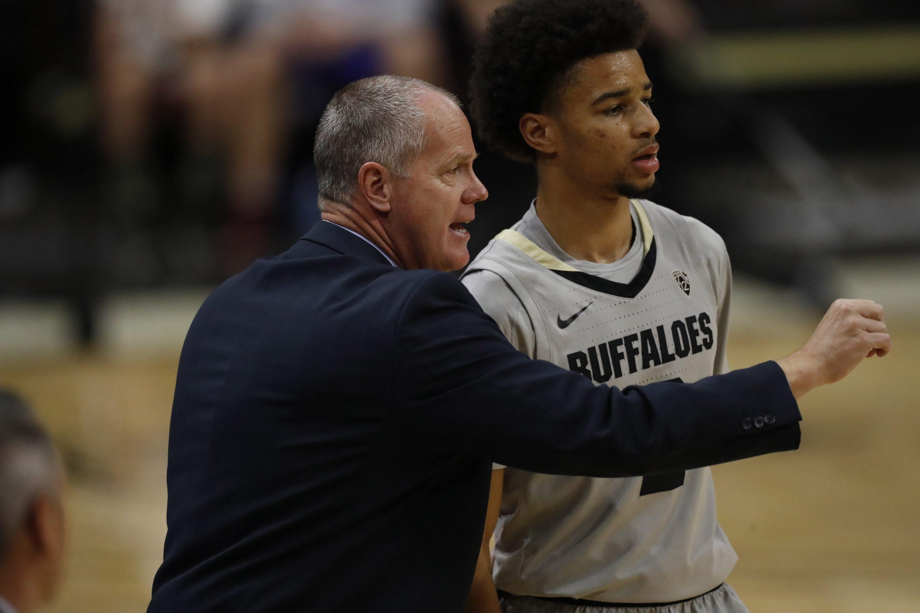 Boyle's Return: Former Jayhawk And Current Colorado Coach