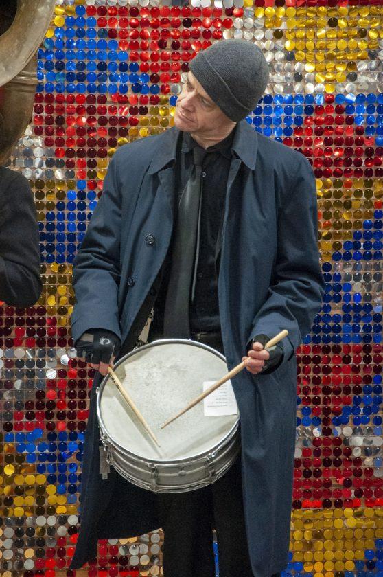 Drummer Dylan Bassett