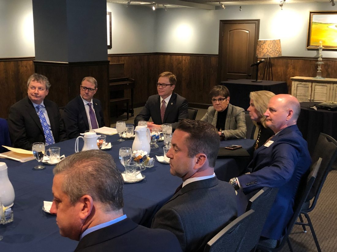 Kelly, Girod discuss efforts to bolster Kansas workforce amid budget concerns