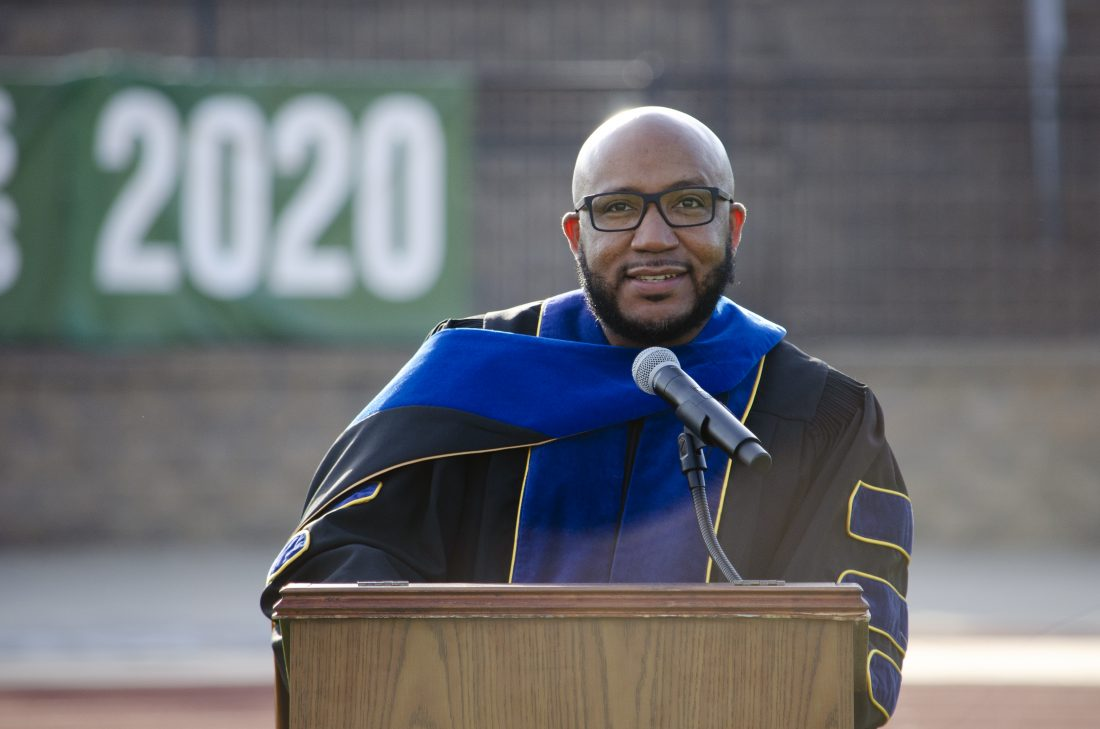 Superintendent Dr. Anthony Lewis