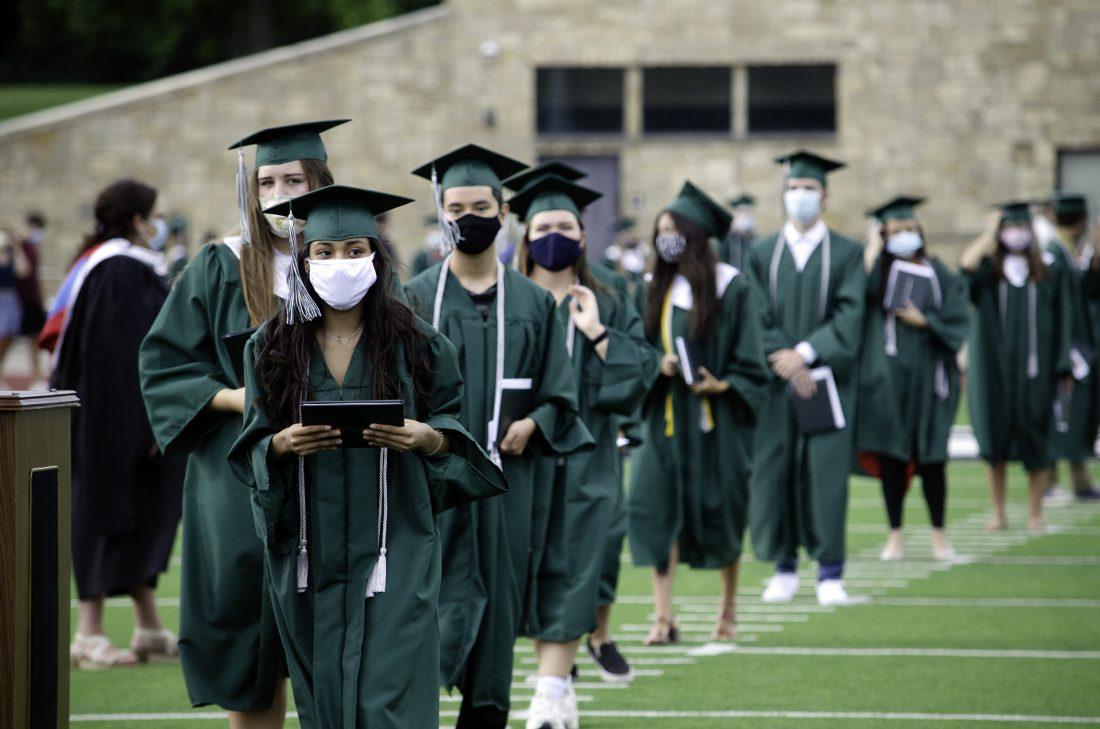 Free State High School graduation