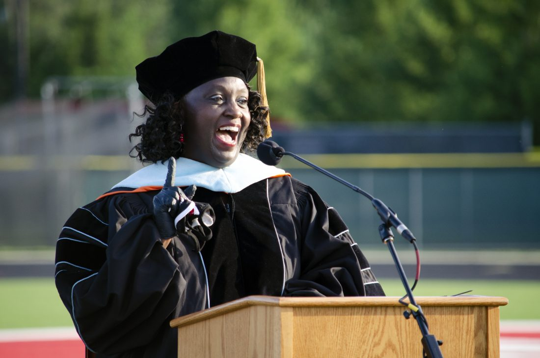 Principal Dr. Cynthia Johnson