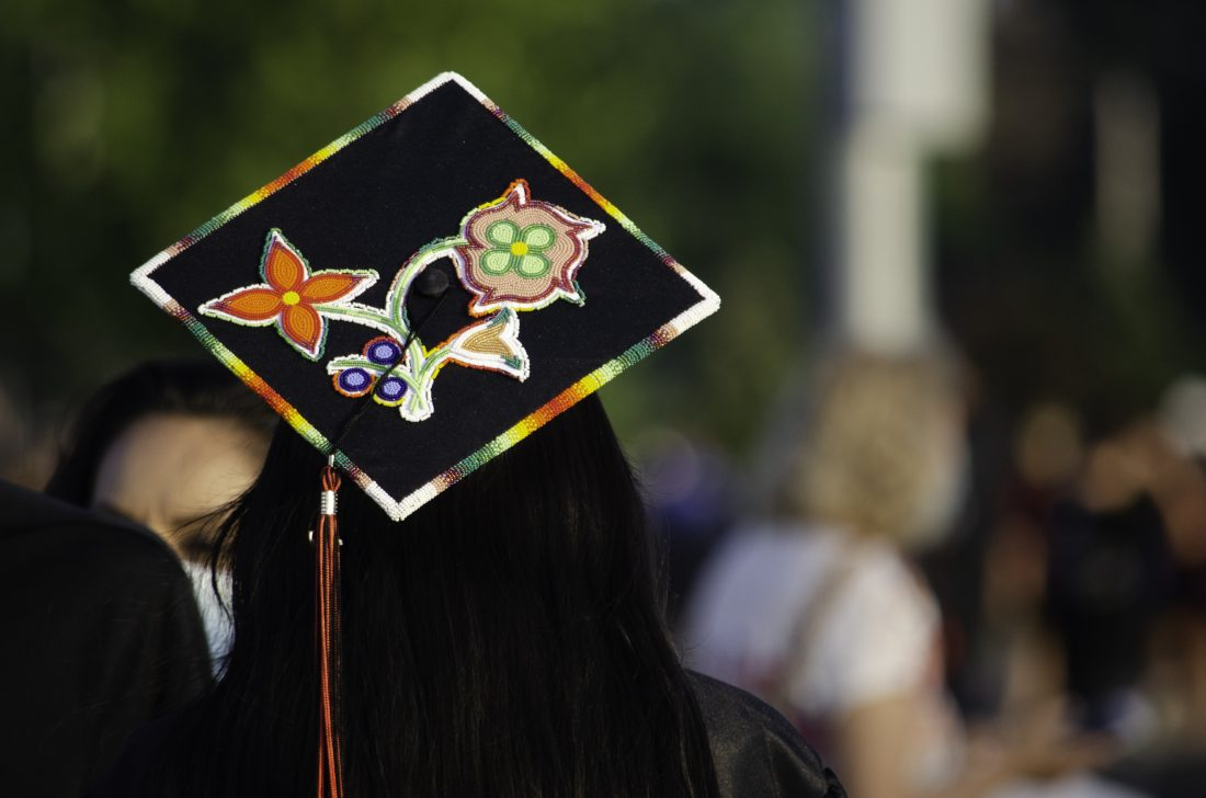 Lawrence High School graduation