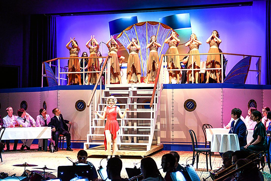 Bellefonte students star in 'Anything Goes' | News, Sports, Jobs - The