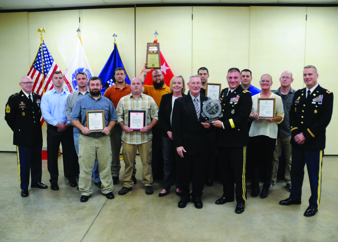 Local Army Reserve Center awarded 'Best of Best' recognition