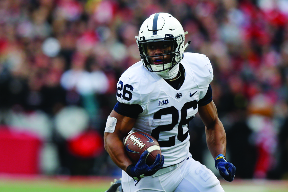 Image result for saquon barkley penn state