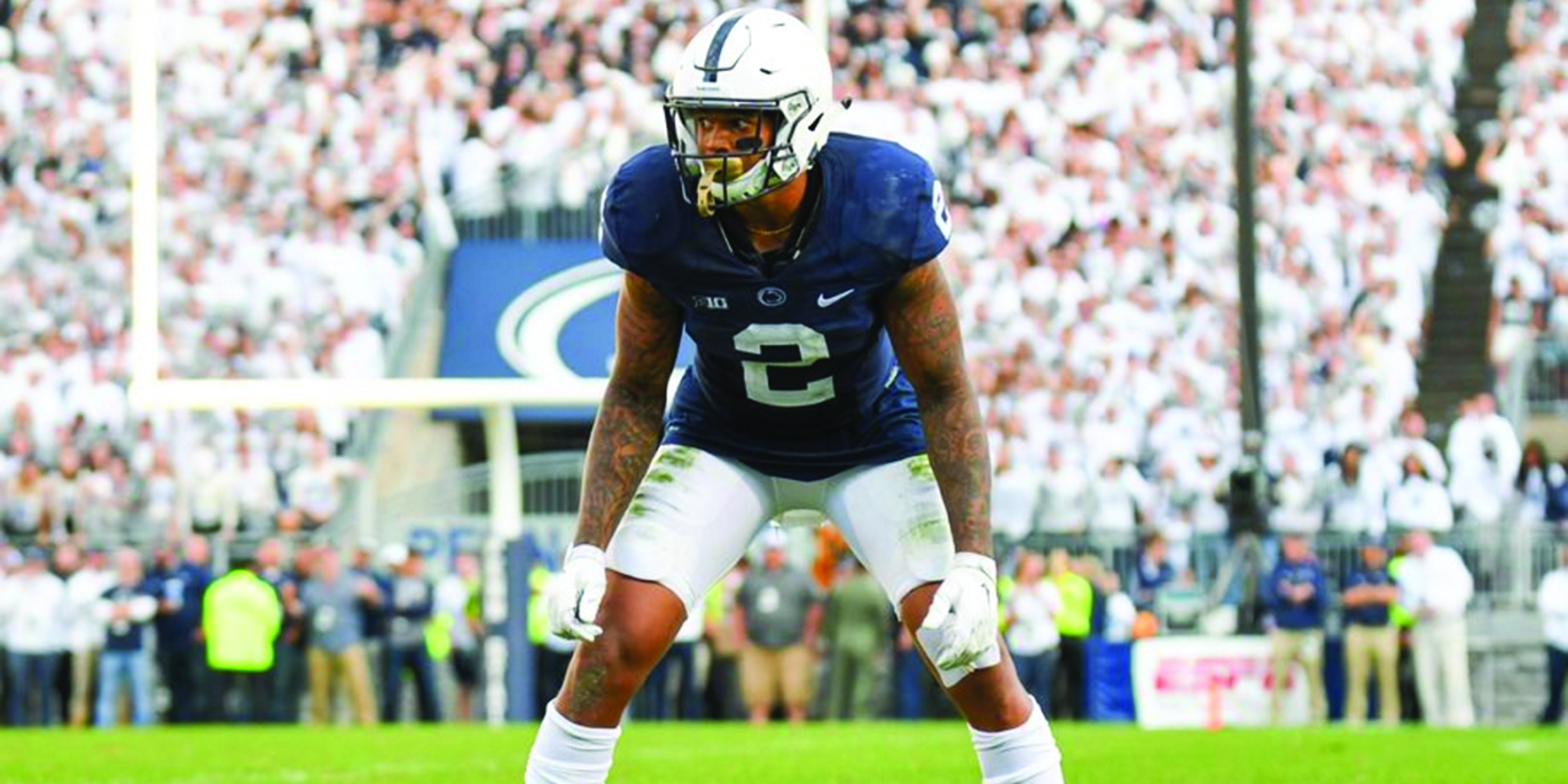 c89570505 Four Penn State Nittany Lions selected on Day 3 of 2018 NFL Draft ...