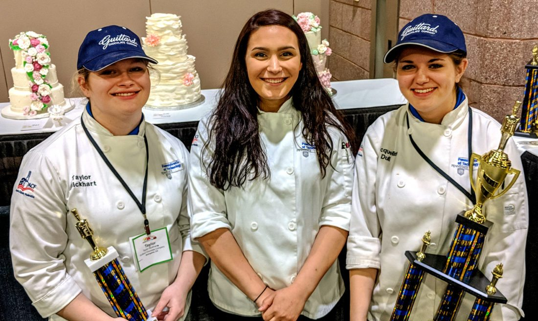 Penn College students' cakes place in Atlantic Bakery Expo   News