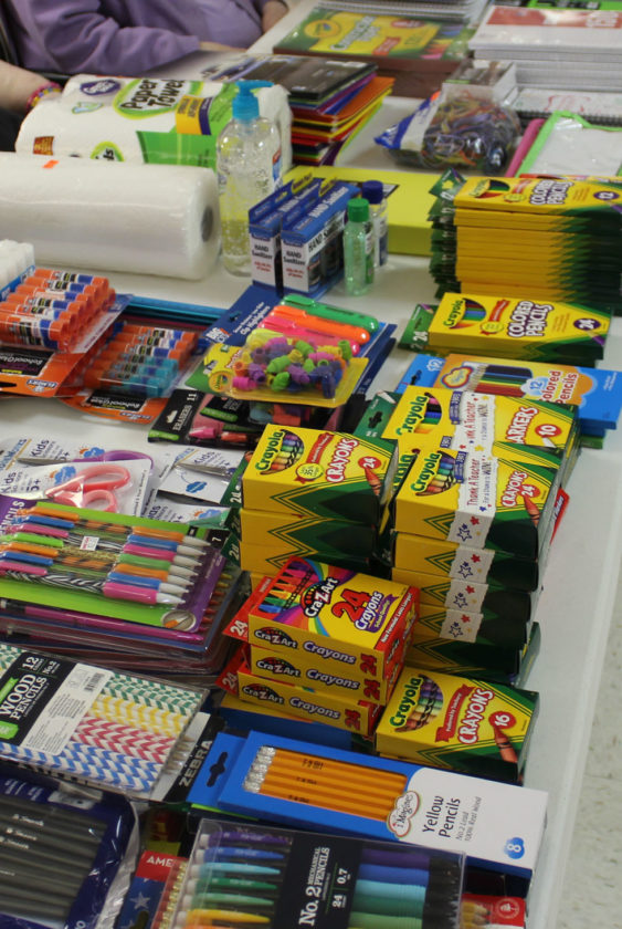 UPMC residents collect supplies for Dickey School   News, Sports