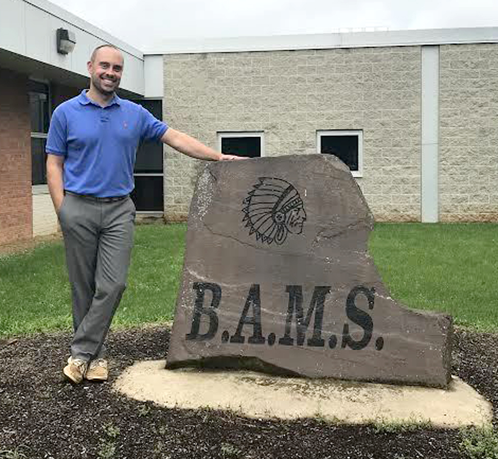 Bellefonte Middle School Welcomes New Vice Principal