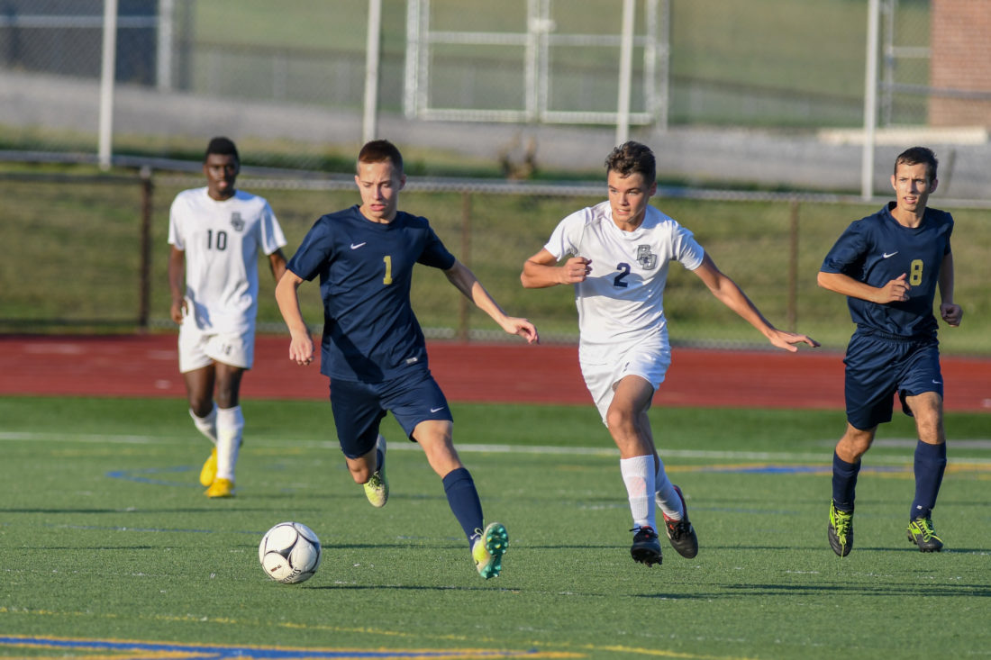 Boy's Soccer: BEA, Philipsburg battle to 1-1 double overtime draw