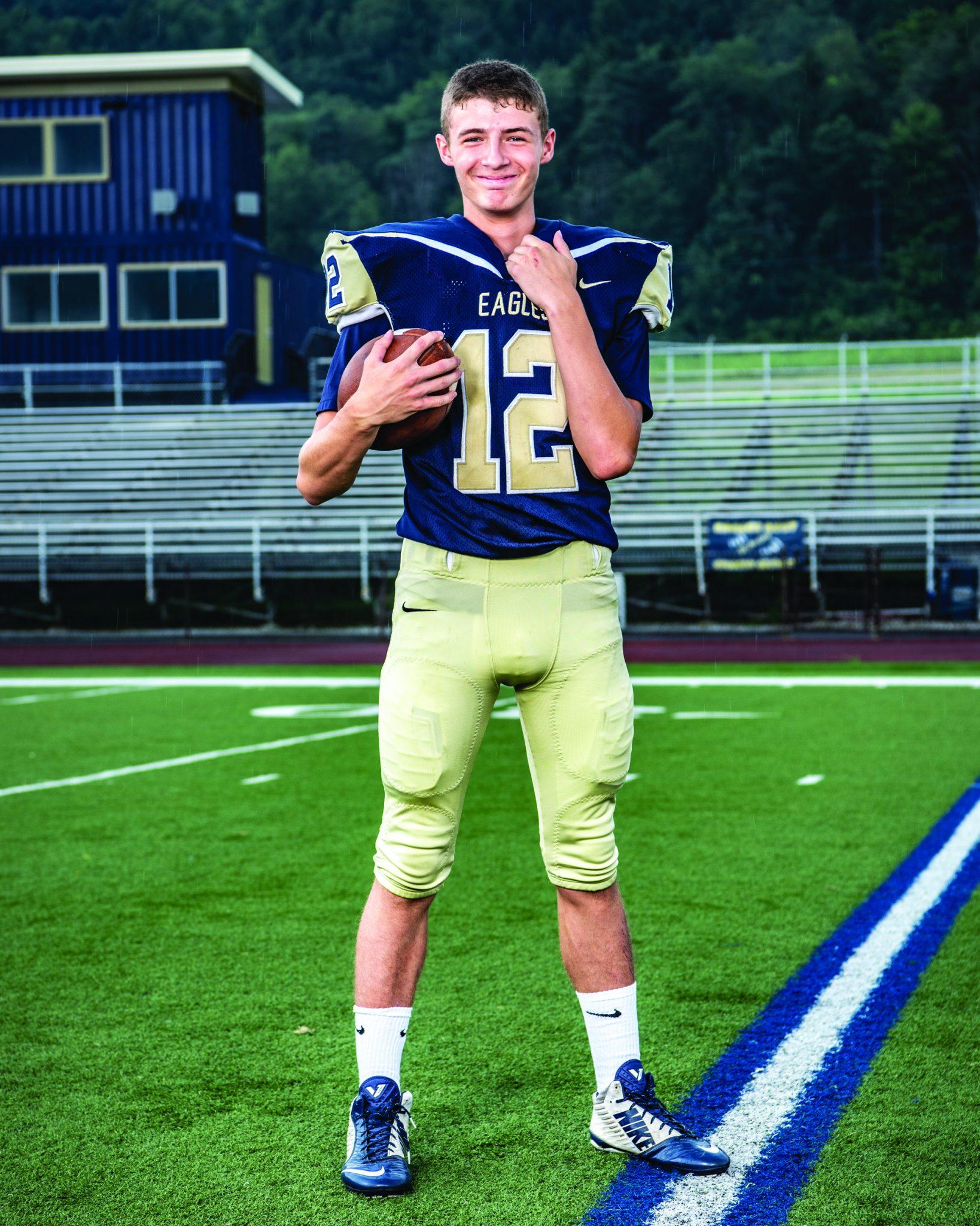 PLAYER PROFILE: Bald Eagle Area High School Football ...