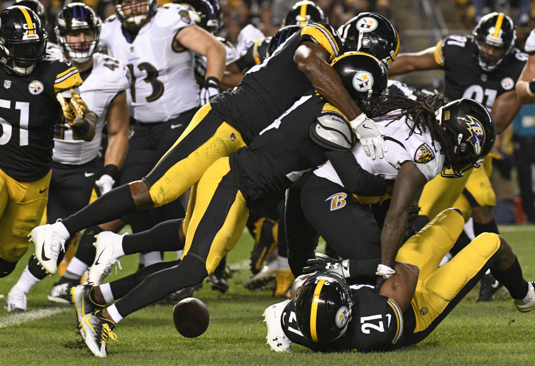 The Yield Curtain Steelers Defense Trying To Fix Problems News