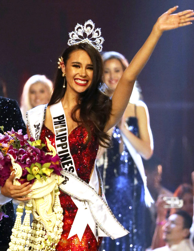 7fd19320c529 Philippines' Catriona Gray named Miss Universe 2018 | News, Sports, Jobs -  The Express