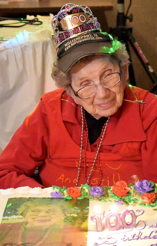 JS Woman Celebrates 100th Birthday On The Dance Floor